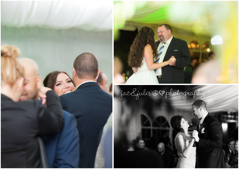 Wedding dances photographed by JacnJules in Millstone, NJ at Frogbridge