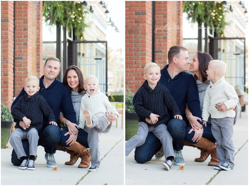 family photos on cookman avenue in Asbury Park, NJ