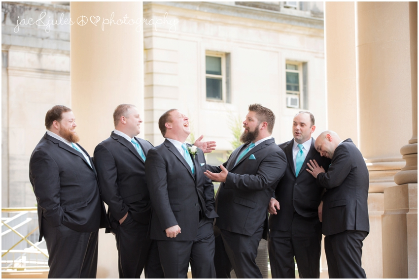 jacnjules photographs a wedding at Monmouth University