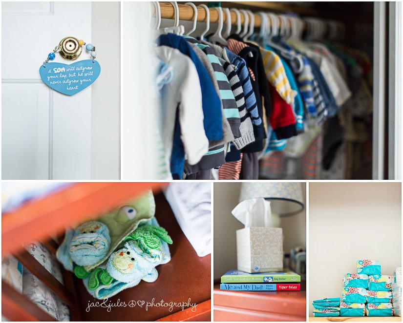 nursery details for newborn baby boy room