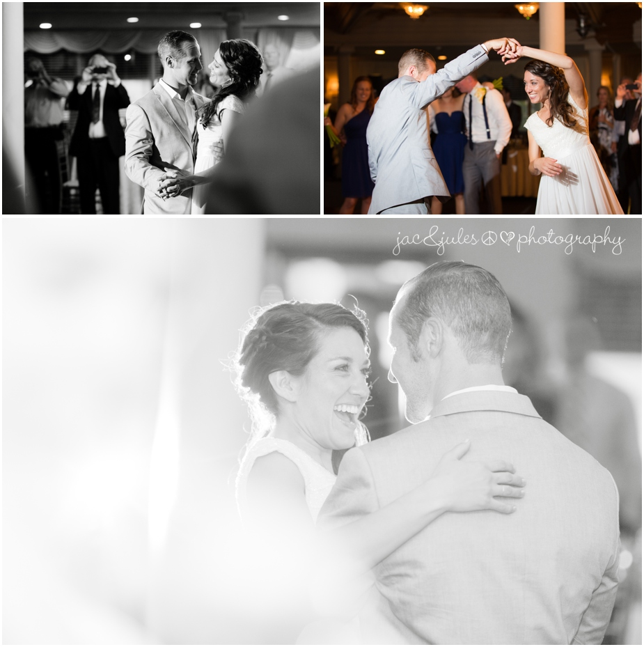 jacnjules photographs first dance at The State Room in LBI