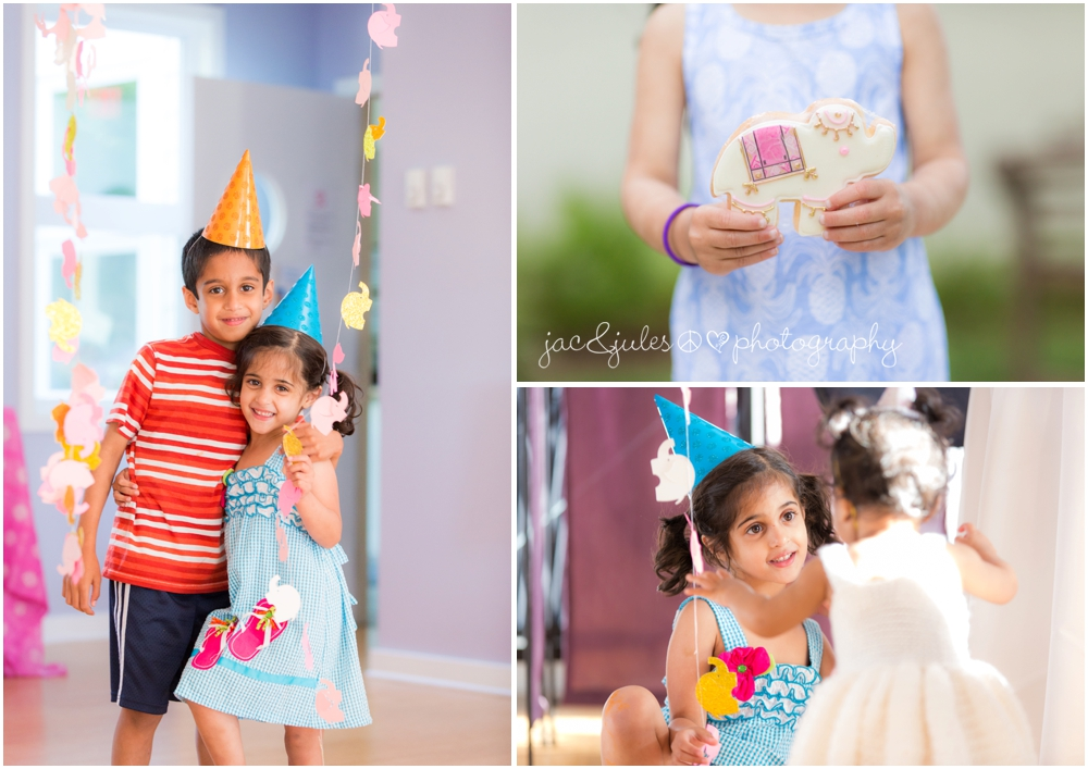 jacnjules photographs a birthday party at the princeton center for yoga and health