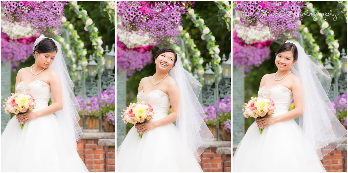gorgeous bridal portraits