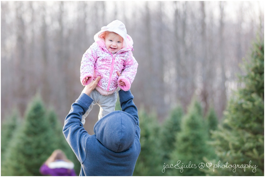jacnjules takes photos at a christmas tree farm in nj