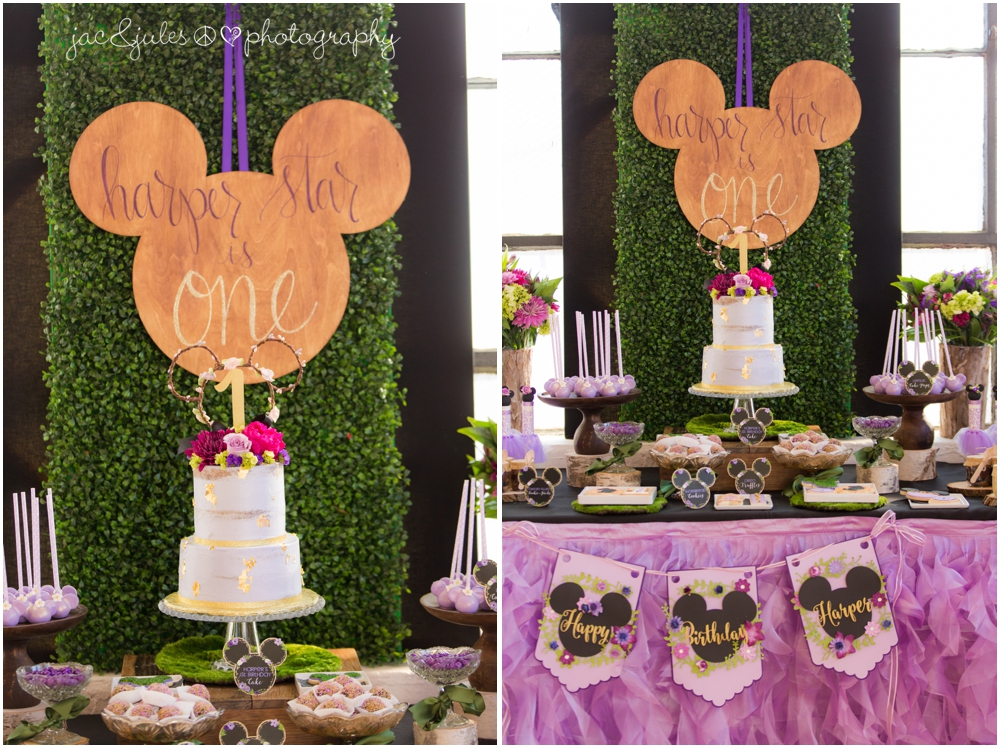 Harpers First Birthday  The Party Muse — NJ Wedding  ~ 090748_Birthday Party Ideas Nj