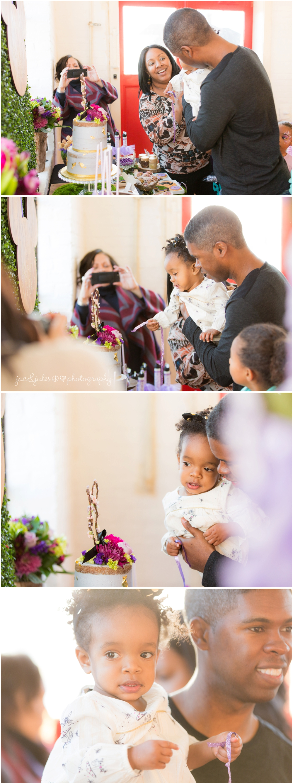 jacnjules photographs birthday party at Lotus Studios in Highland Park