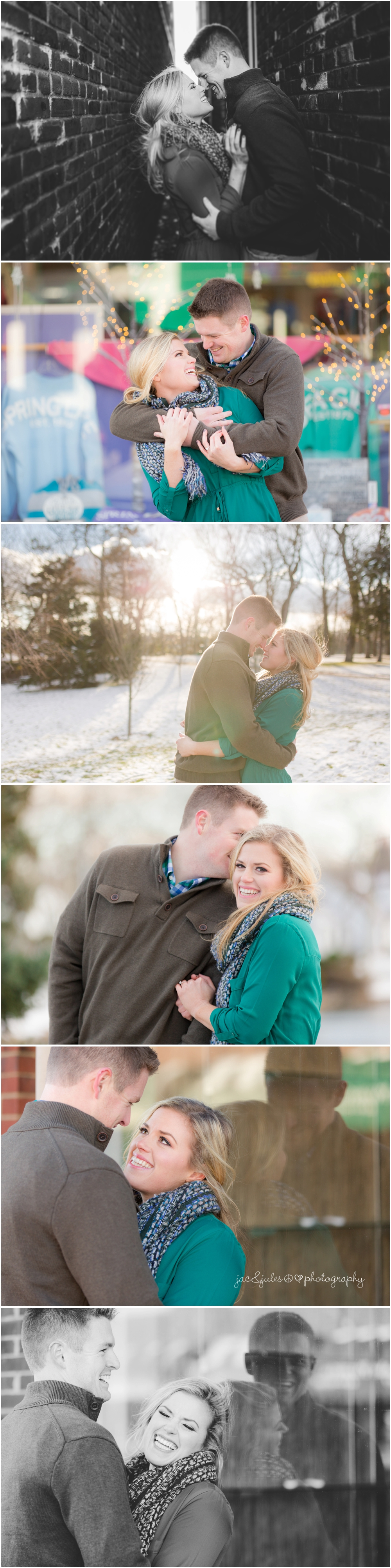 spring-lake-nj-divine-park-engagement-photo