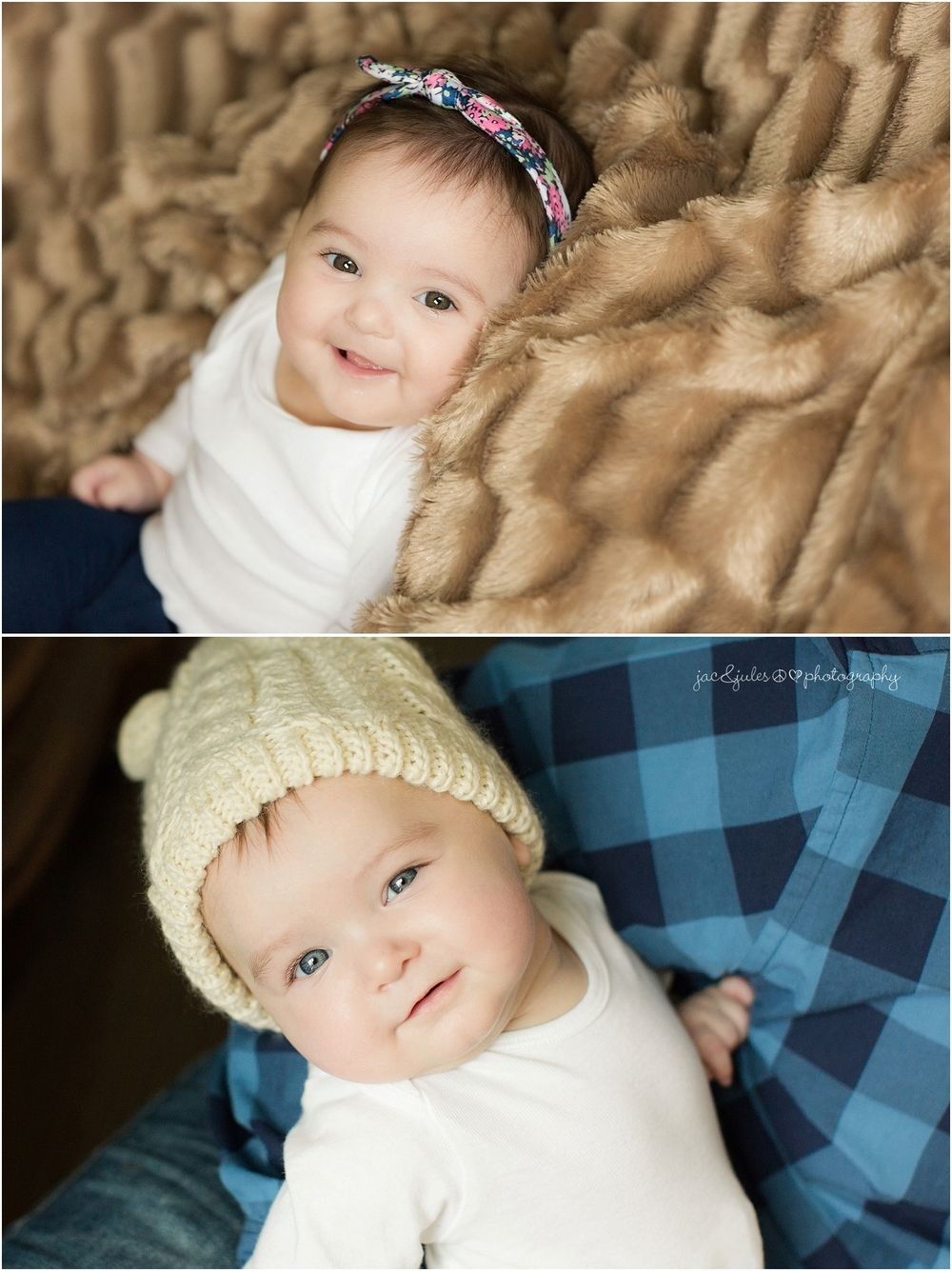 jacnjules photographs twin babies in toms river, nj