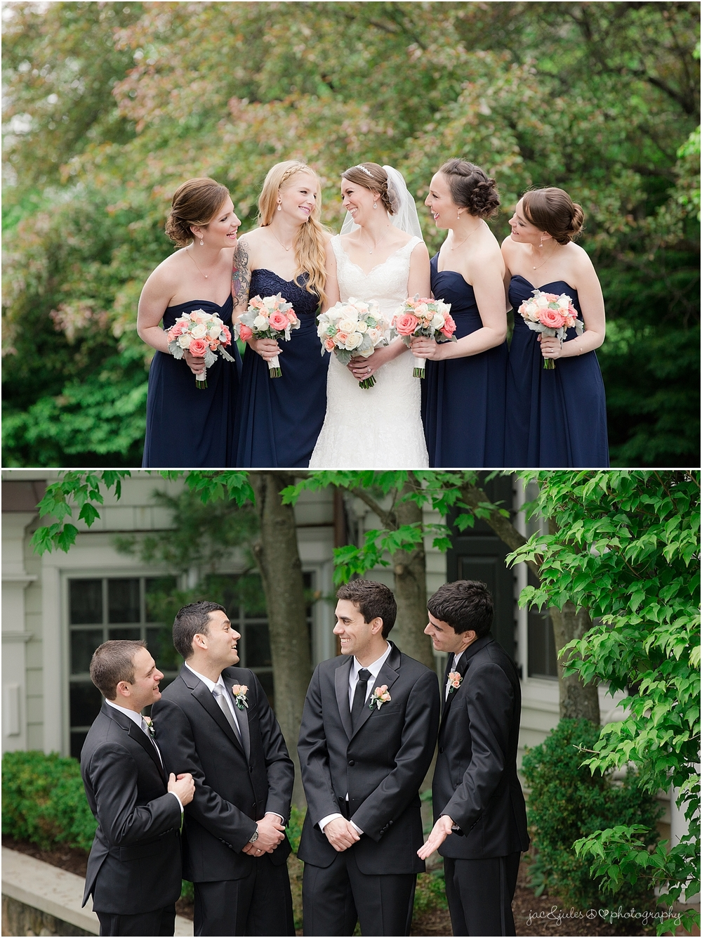 jacnjules photographs a wedding at the olde mill inn in basking ridge nj