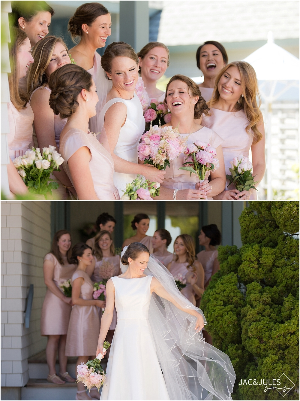 jacnjules photograph a nj beach wedding at mantoloking yacht club