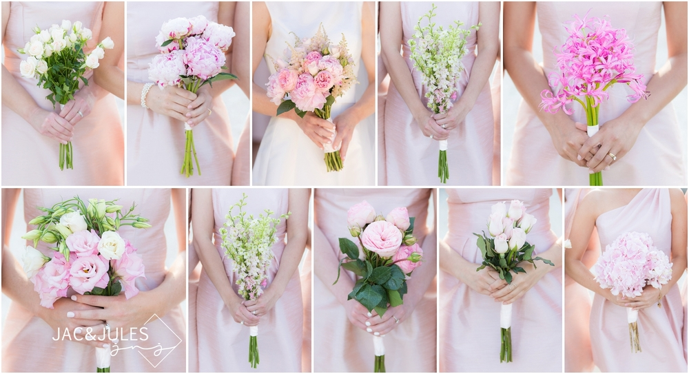 jacnjules photographs trendy wedding bouquets in mantoloking nj