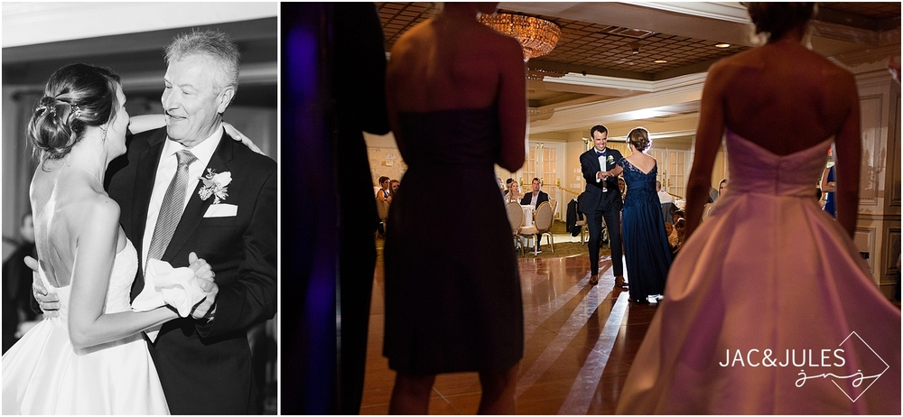jacnjules photographs first dance at olde mill inn in basking ridge nj