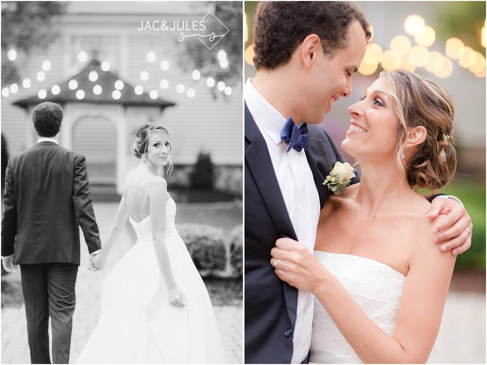 jacnjules photographs wedding portraits at olde mill inn in basking ridge nj