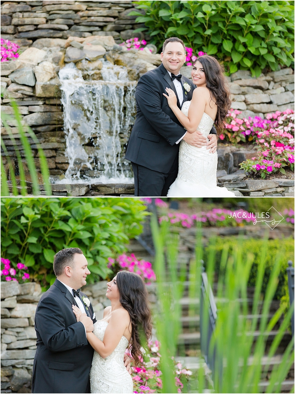 jacnjules photograph elegant wedding at The Park Savoy in NJ