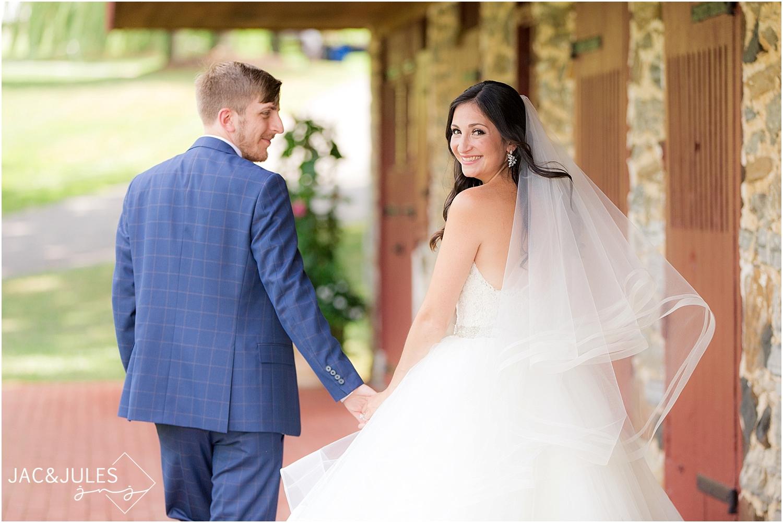 Rustic Chic Barn Wedding | The Farm at Eagles Ridge | Lancaster, PA ...