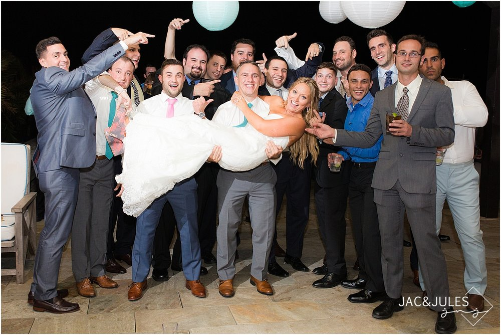 jacnjules photographs a wedding reception at Le Club Avenue in Long Branch, NJ