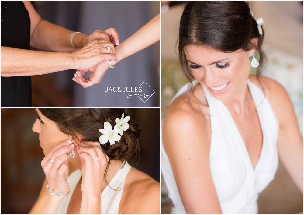 bridal portrait and jewelry in Long Beach, NY