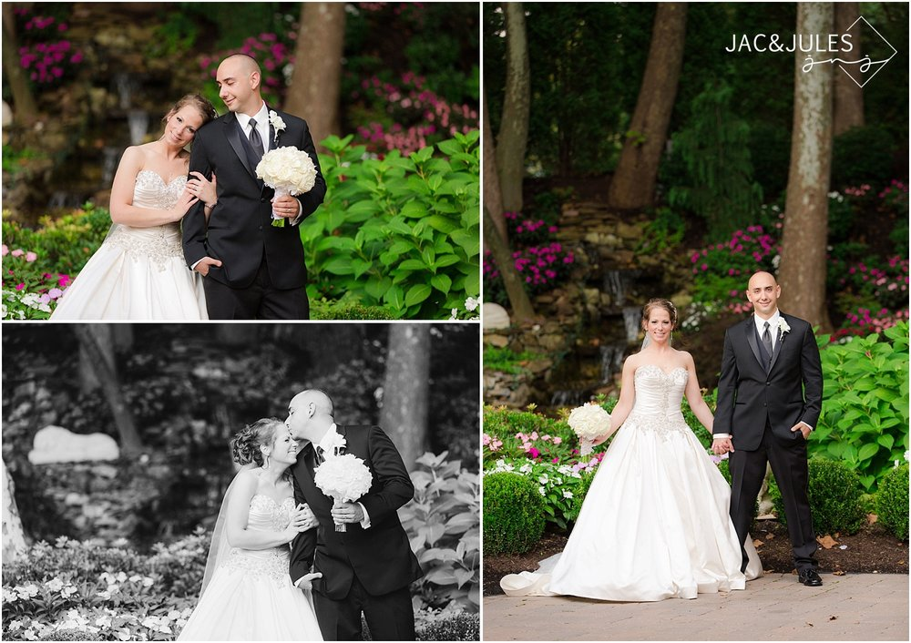 jacnjules photograph luxury wedding at Nanina's in the Park