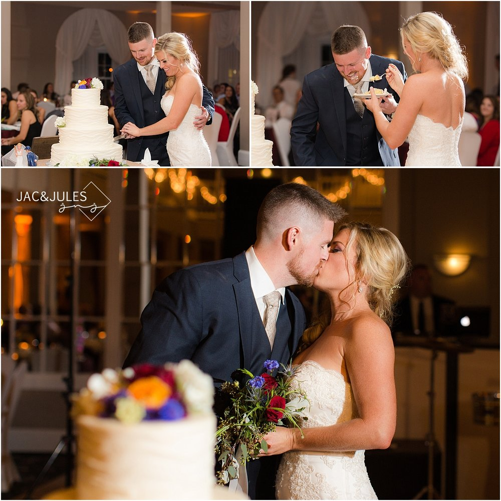 jacnjules photographs wedding at the Waterview Pavilion in Belmar NJ