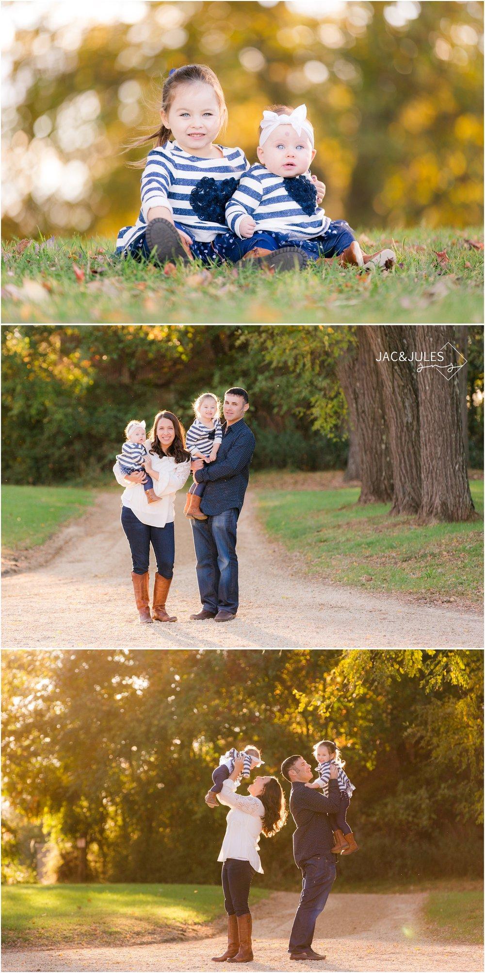 fun family photos at bayonet farm in holmdel, nj.