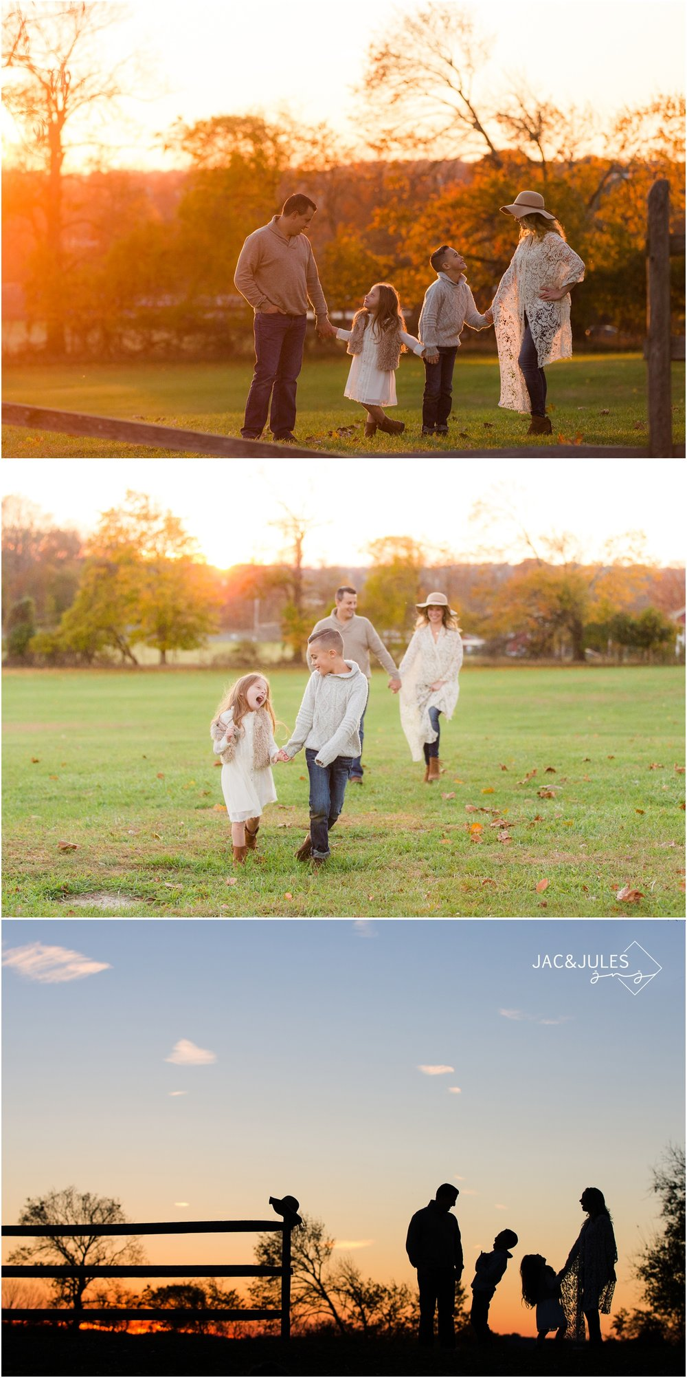 fun and modern family photos in NJ.