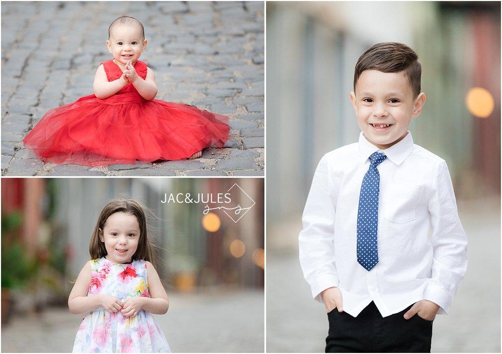 jacnjules photographs children in Hoboken NJ