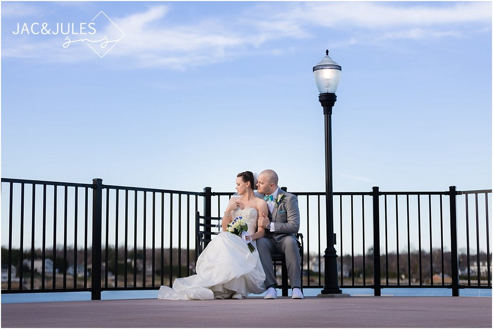 jacnjules photographs natural light wedding at Molly Pitcher in Red Bank