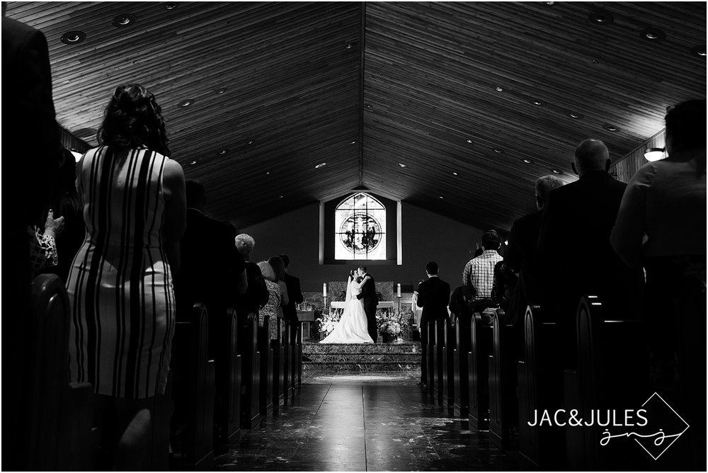 church of st. dennis wedding ceremony in manasquan nj