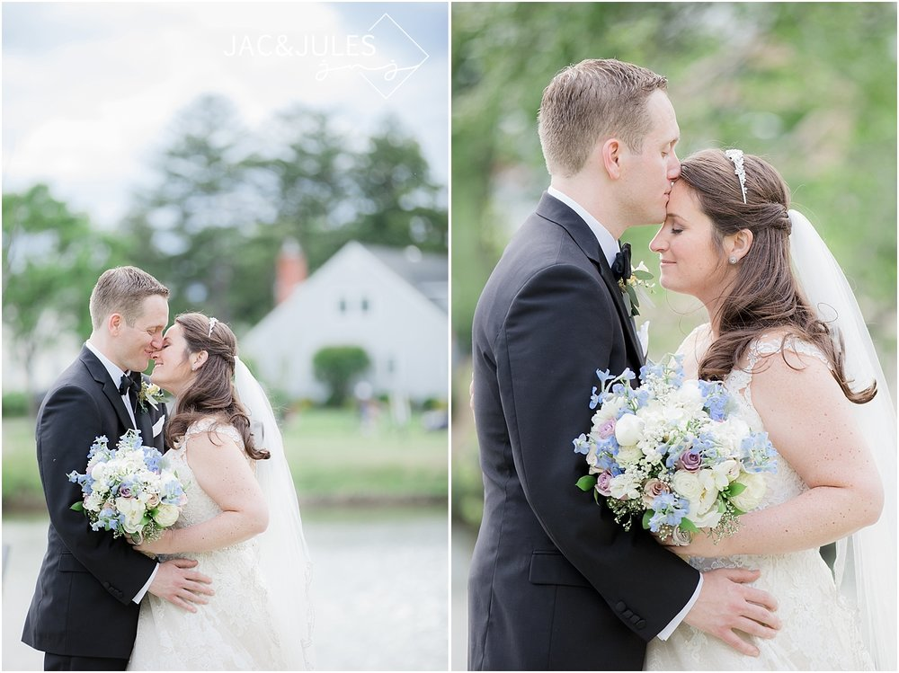 jacnjules photograph romantic wedding photos in spring lake nj