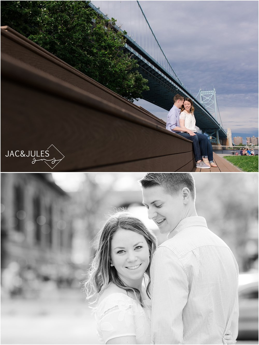 philadelphia engagement pictures