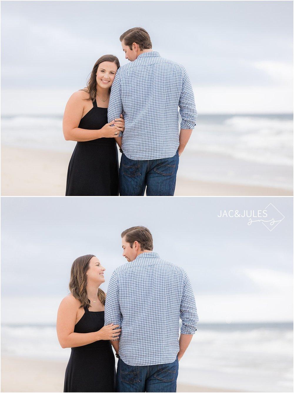 mantaloking nj Engagement photos