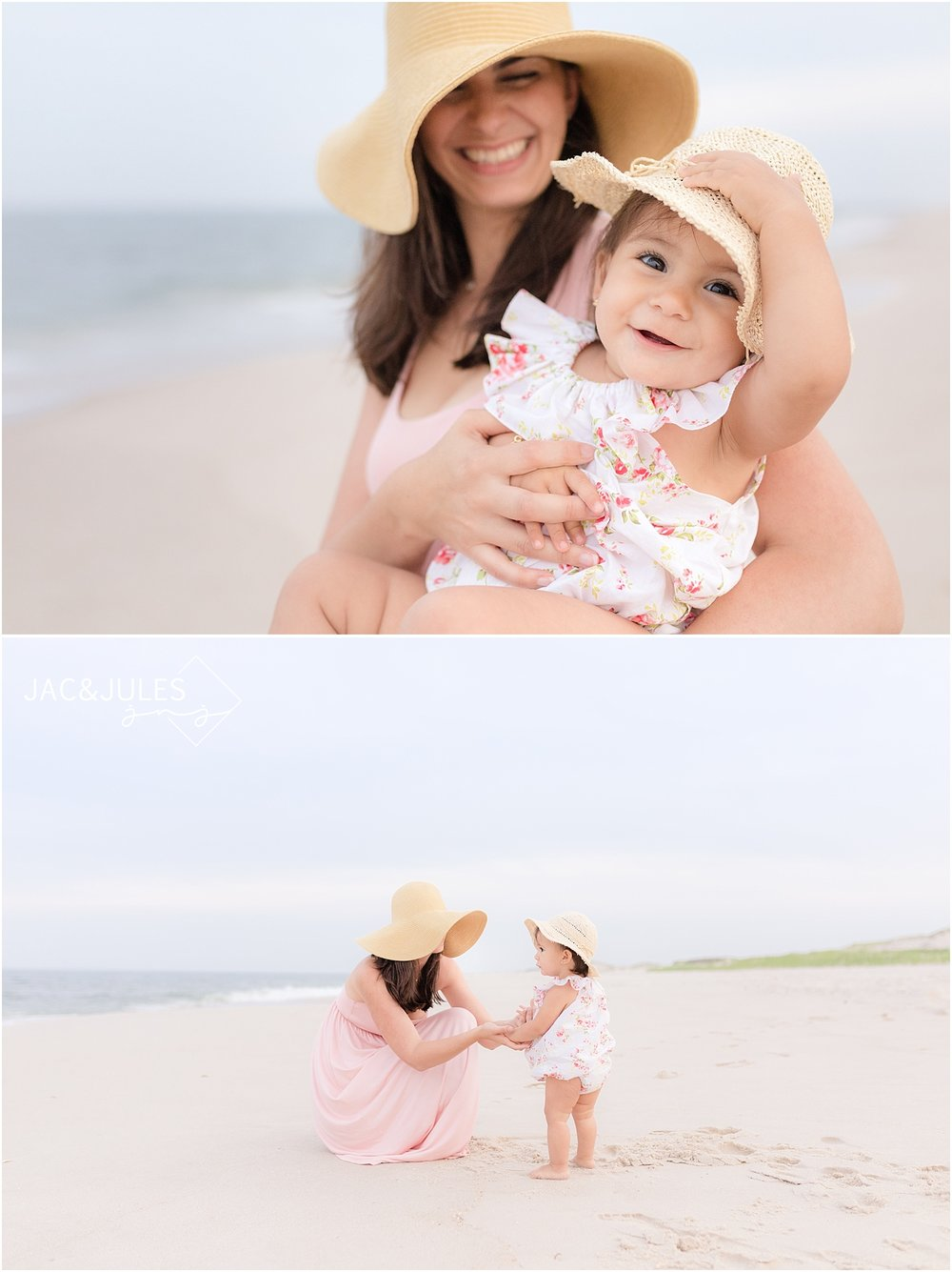 family photography on the beaches of the jersey shore