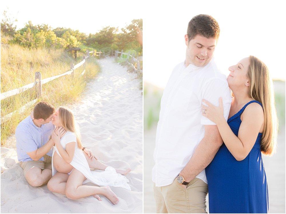 romantic maternity photos in nj