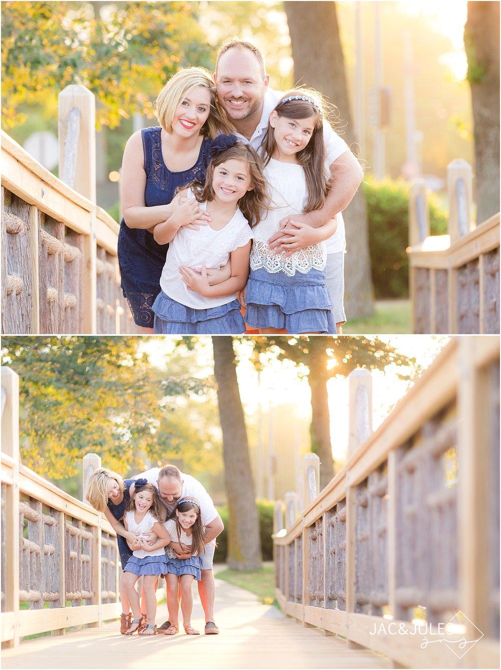 spring lake park family photos in nj