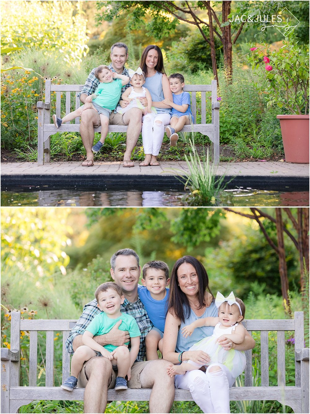 deep cut gardens family photographer