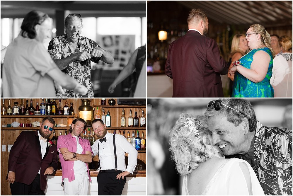 captains inn in forked river nj wedding photos