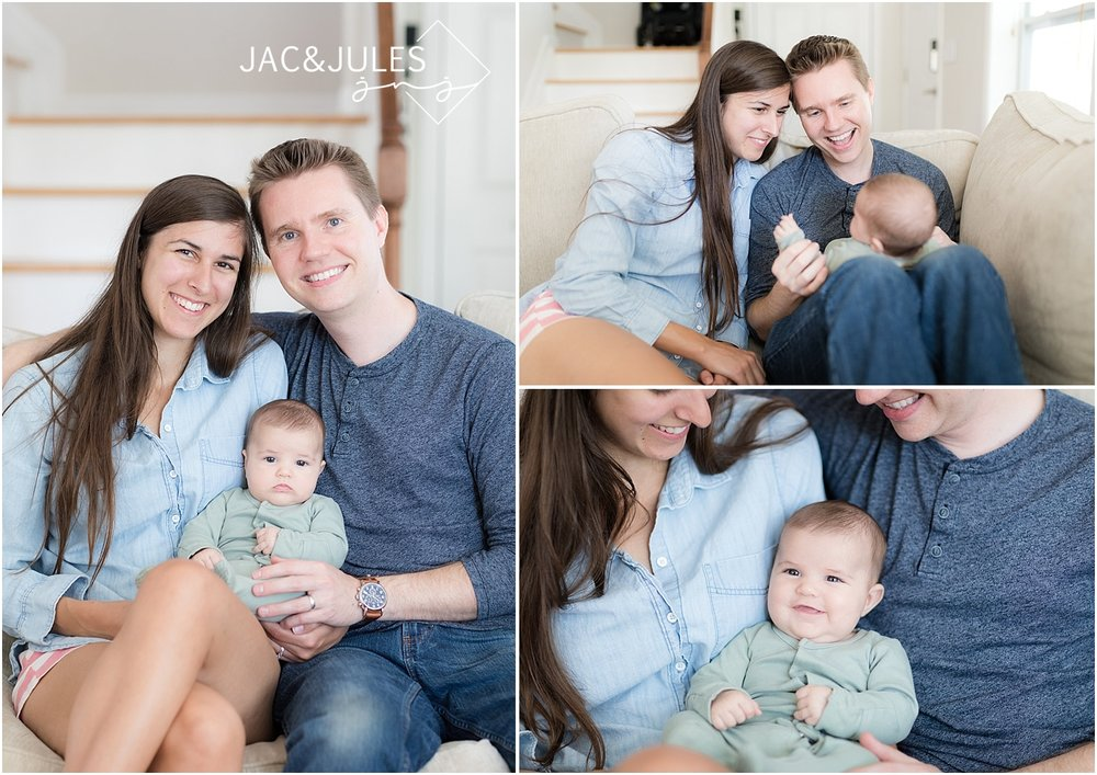 natural light family photographer in monmouth county nj