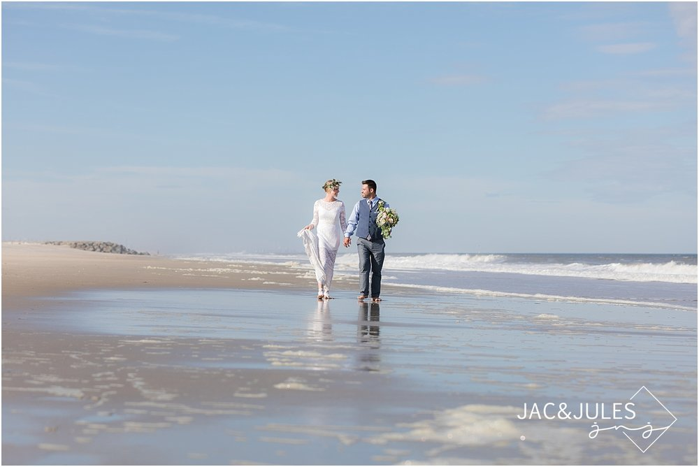 sea girt wedding pictures