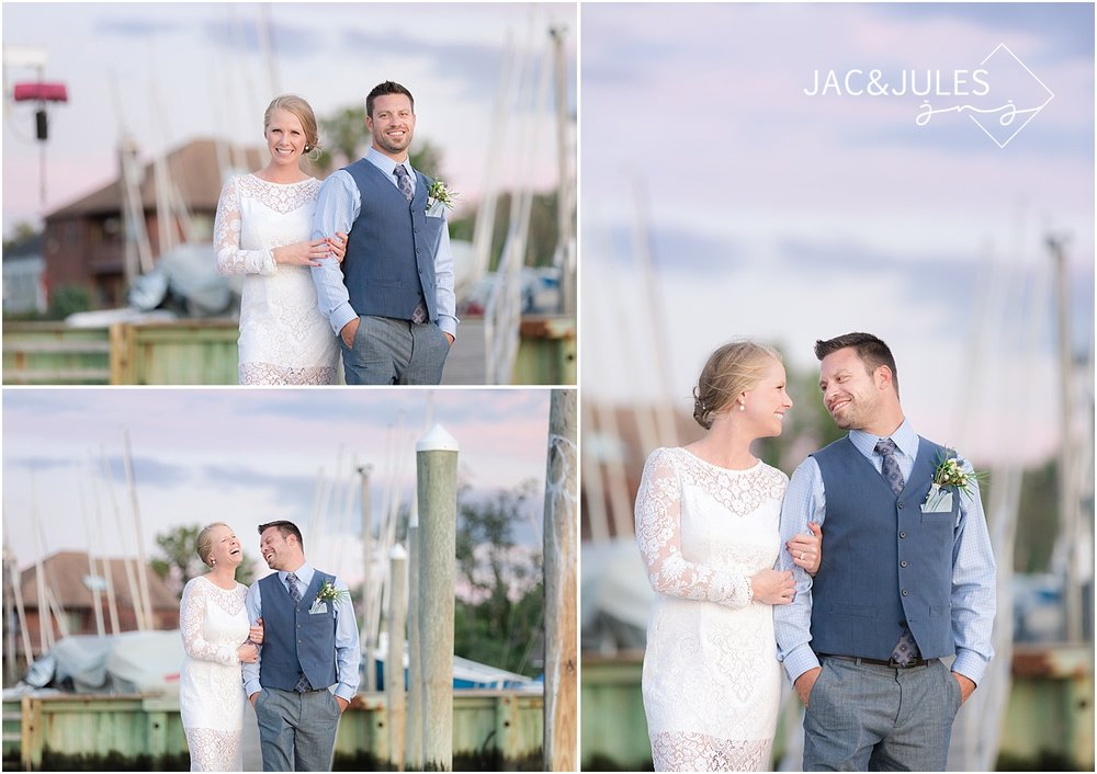 natural light wedding photos in shrewsbury nj
