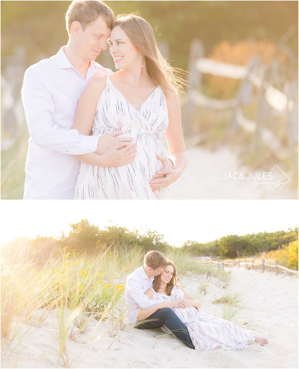 whimsical maternity photos in new jersey