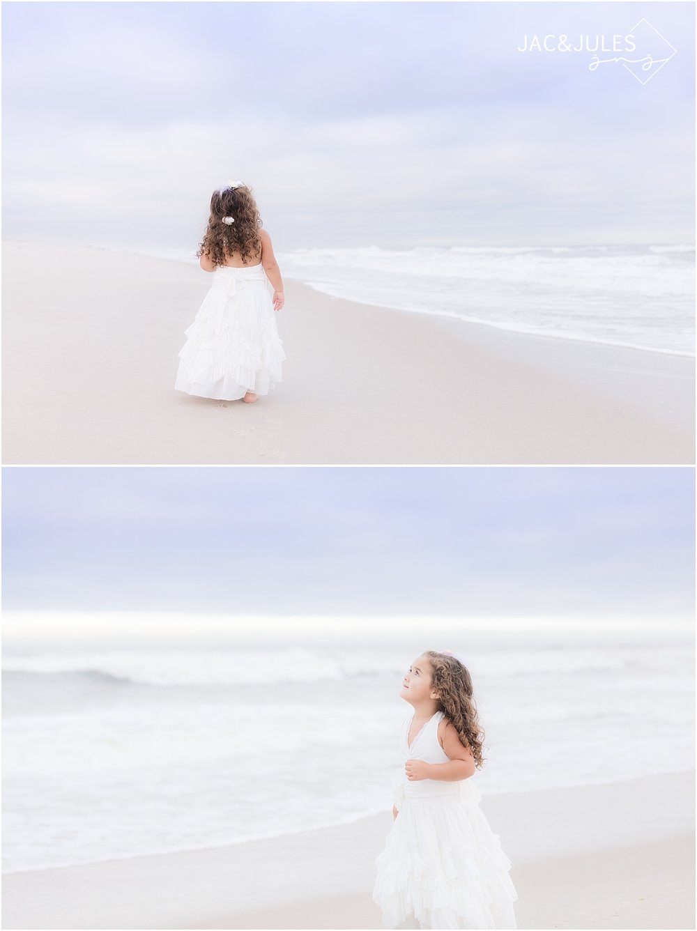 seaside park child beach picture