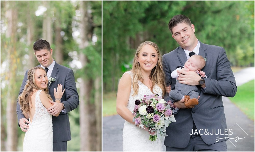 nj wedding photos at windows on the water at frogbridge