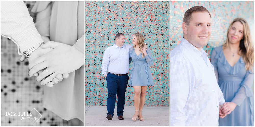 Engagement Photos at the Jersey Shore