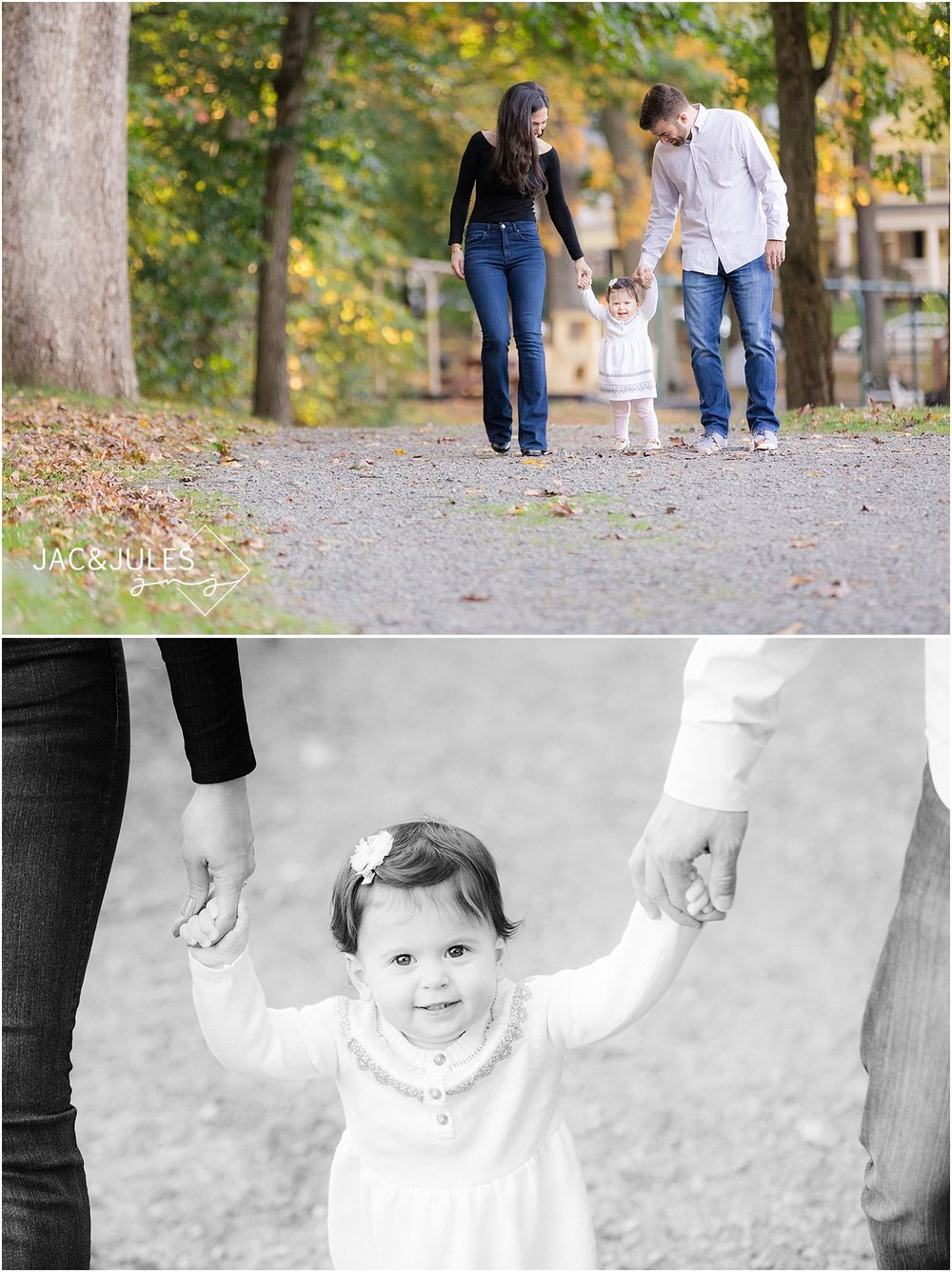 candid family photos in NNJ