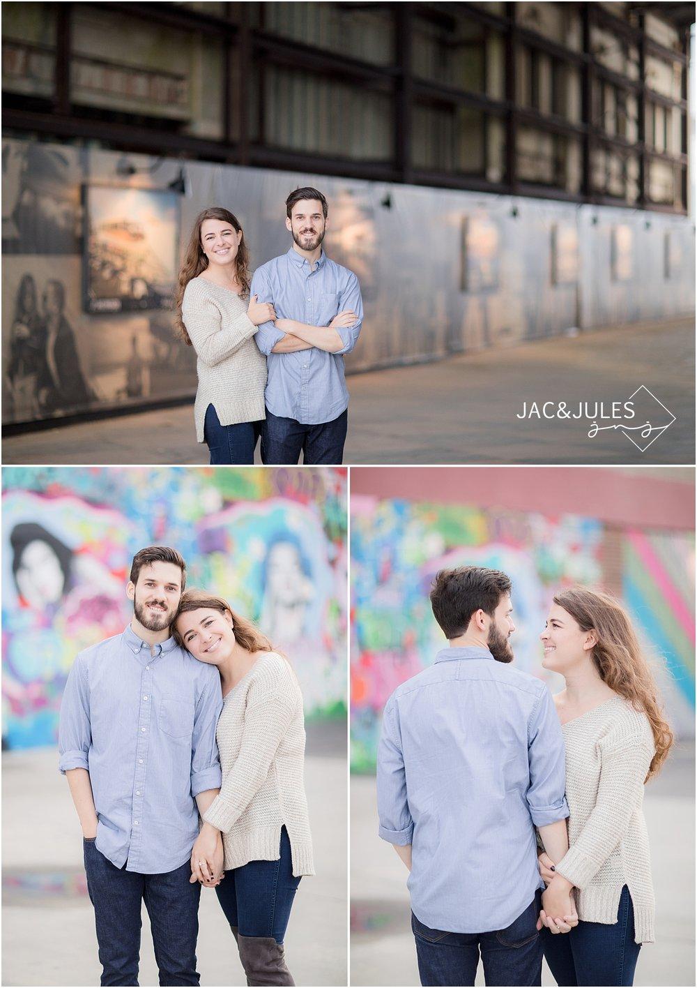 engagement photos in asbury park nj