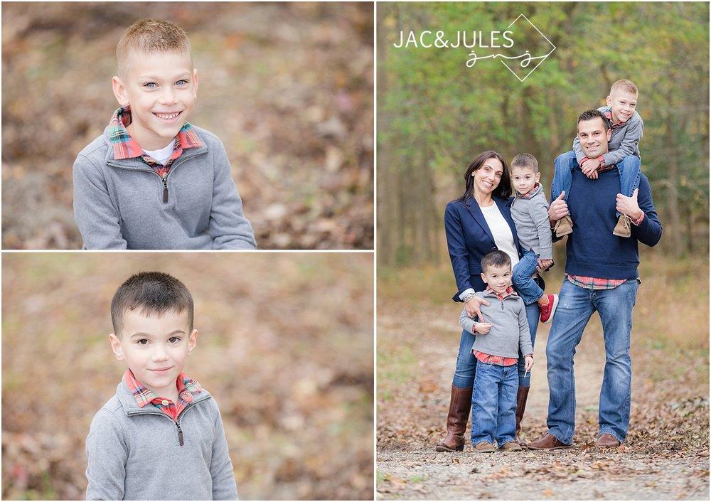 nj fall family photographer