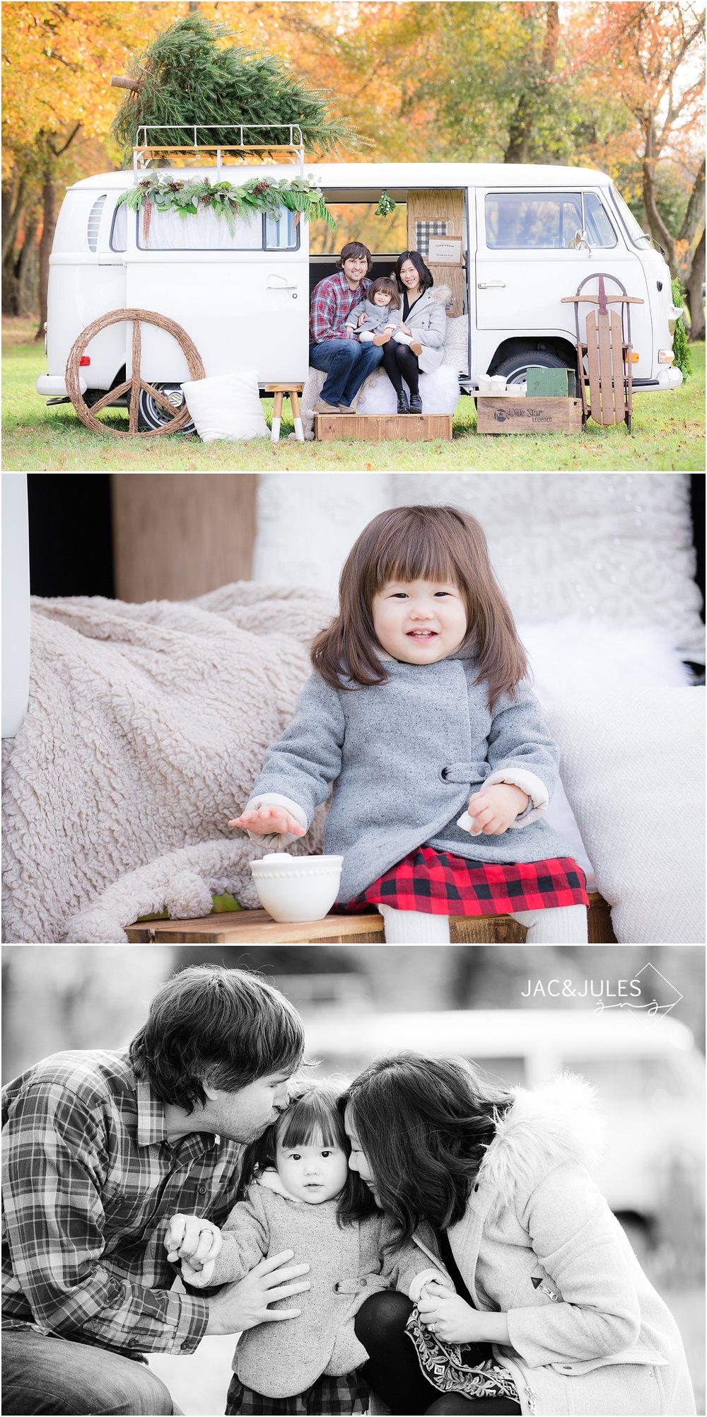 styled family mini session pictures in central new jersey
