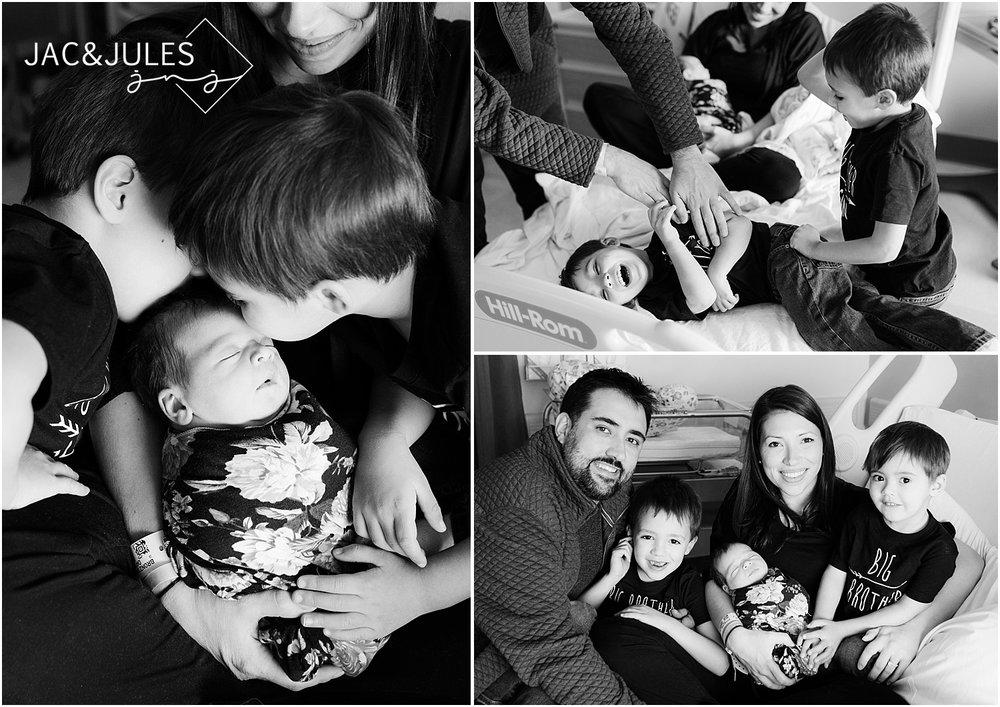 documentary family photos in monmouth county hospital