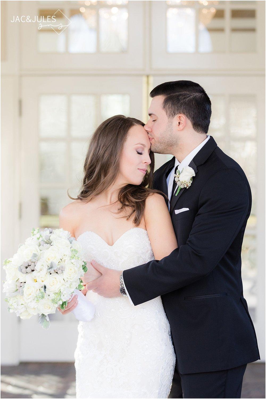 livingston nj winter wedding