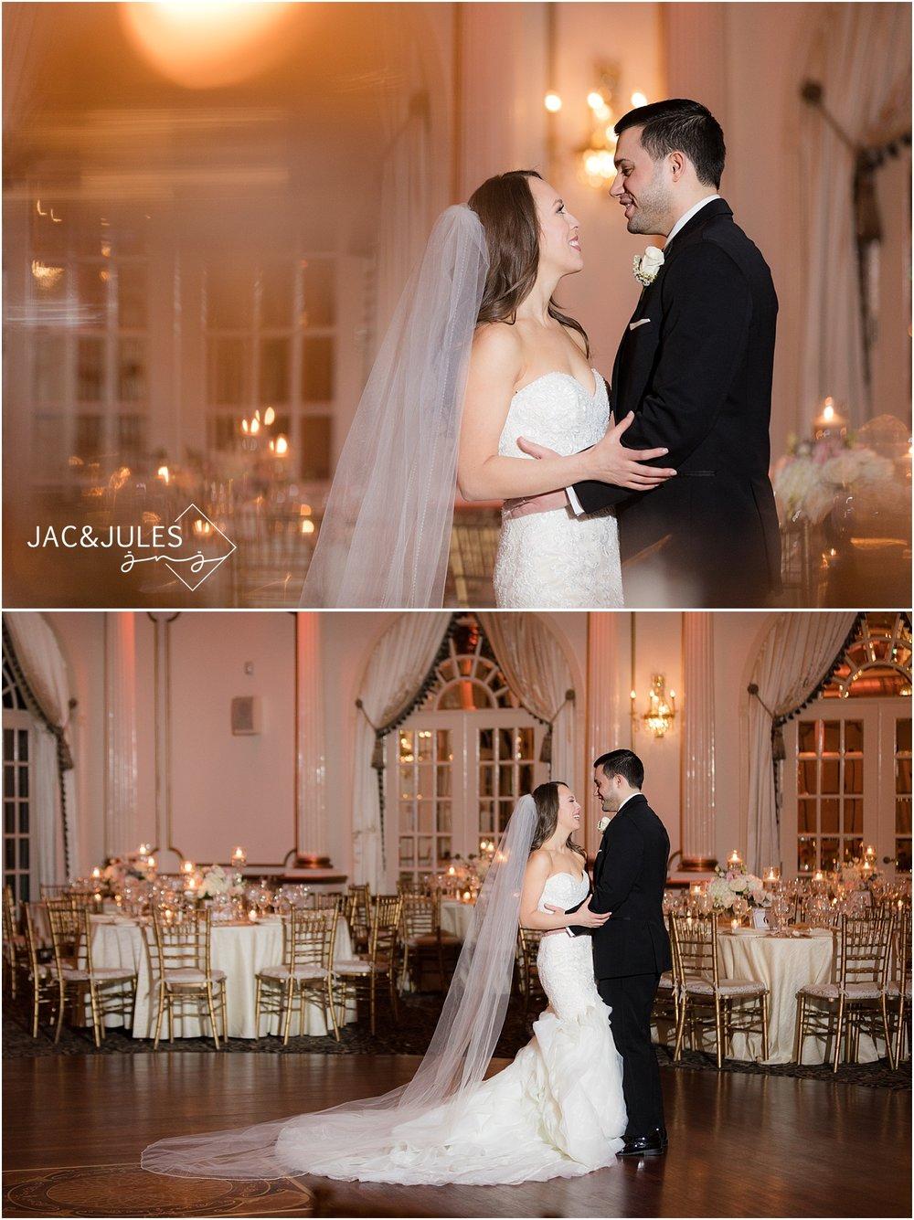 wedding at crystal plaza in livingston nj